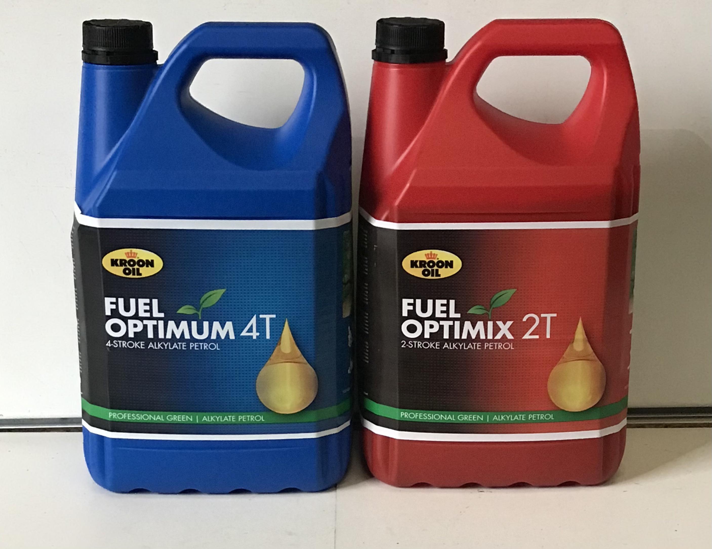 alkylaatbenzine 2 en 4T